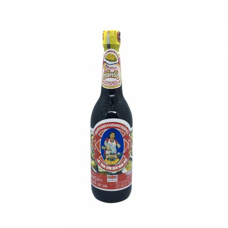ទឹកប្រេងខ្យង ថៃ  Maekrua Oyster Sauce 600ml