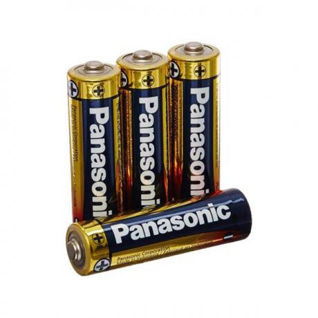 ថ្មពិល Panasonic AA Alkaline