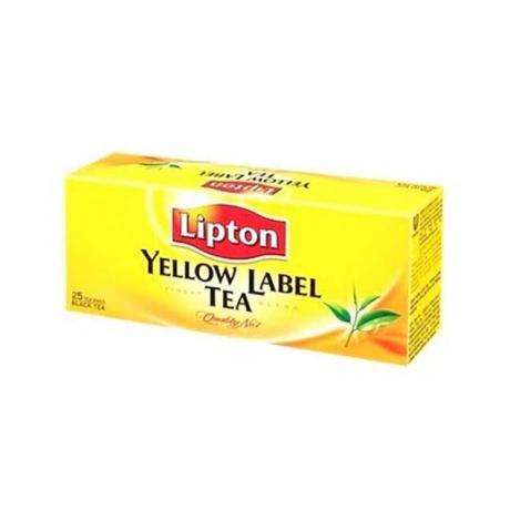 តែ កញ្ចប់ ឆុង លីបតុង Lipton Yellow Label Sip2 12X50X2G