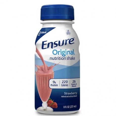ទឹកដោះគោ Ensure RPB Strawberry 237ML