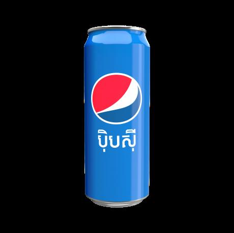 ប៉ិបស៊ី កំប៉ុង Pepsi 330ml