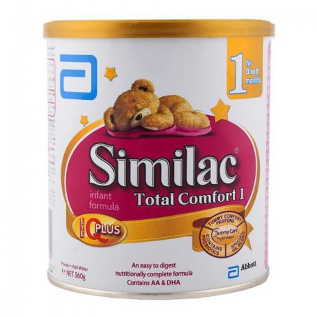 ម្សៅទឹកដោះគោ Similac Total Comfort Stage 1 (HMO) 360g