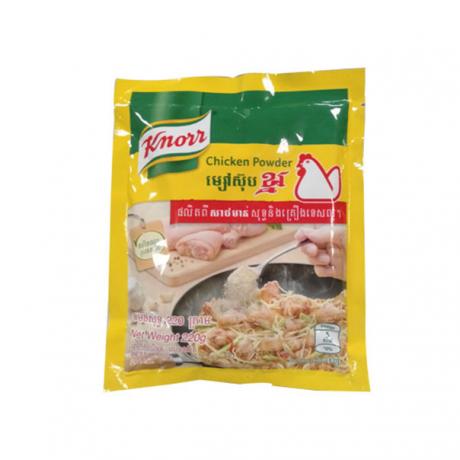 ម្សៅស៊ុបខ្នរ Knorr Powder Chicken 220g