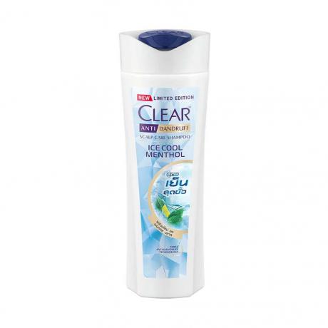សាប៊ូកក់សក់ ខ្លៀ នារី Clear Women Shampoo Ice Cool Menthol 330ml