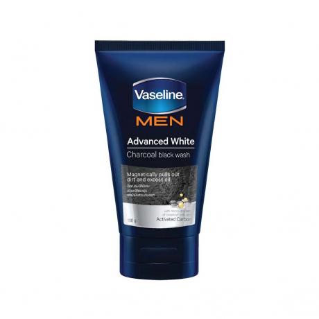 ហ្វមលាងមុខ វ៉ាសាលីនបុរស Vaseline Men Facial Foam Charcoal Black 100g