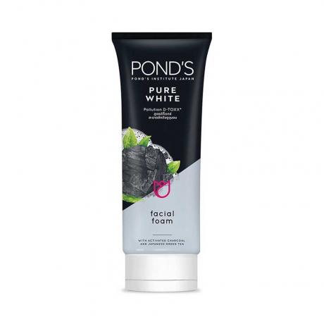សាប៊ូ លាងមុខ Ponds Facial Foam - Basic Pure White 100g