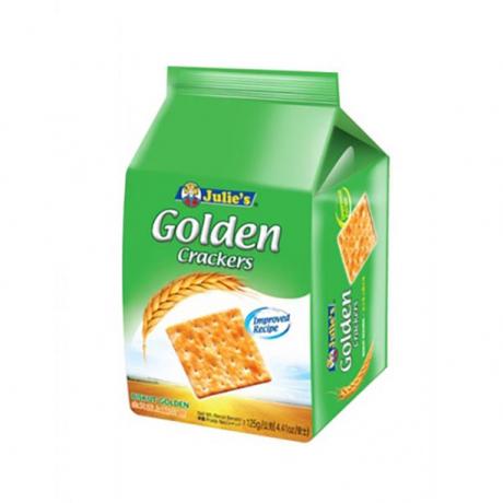 នំប្រៃ Golden Crackers 125g