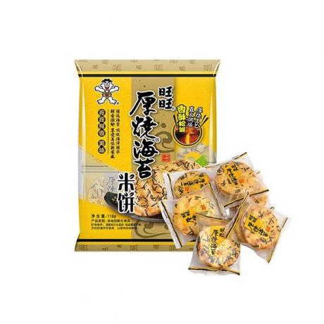 នំ Want Want Seaweed