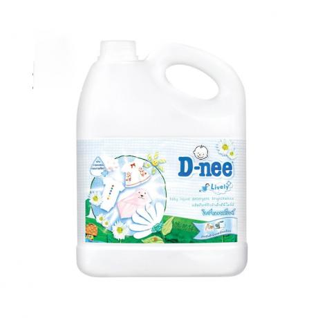 D-nee Liquid Detergent Bright&White 2year+ 3L