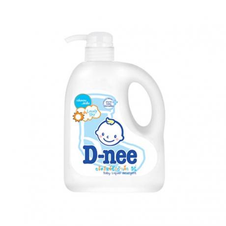 D-nee Liquid Detergent Lovely Sky New Born 960ml