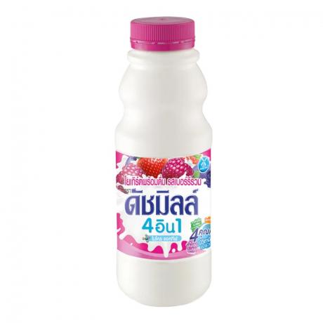 Dutch Milk 4in1 Mixed Berries 400ml