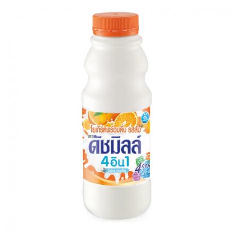 Dutch Milk 4in1 Orange 400ml