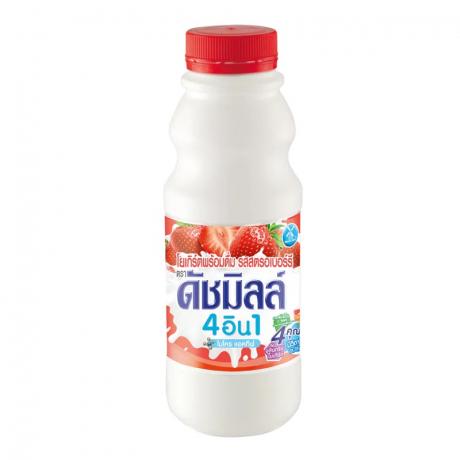 Dutch Milk 4in1 Strawberry 400ml