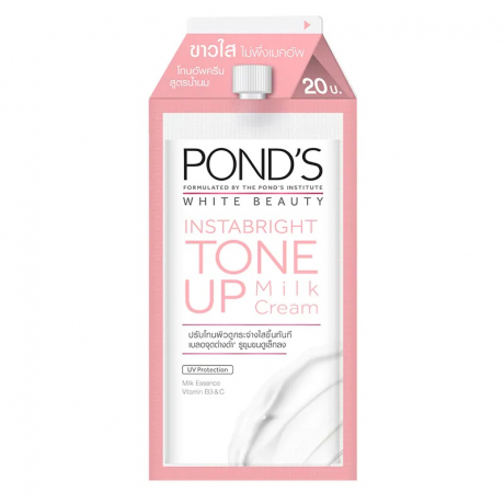 Pond's White Beauty Tone Up Milk Cream 7g
