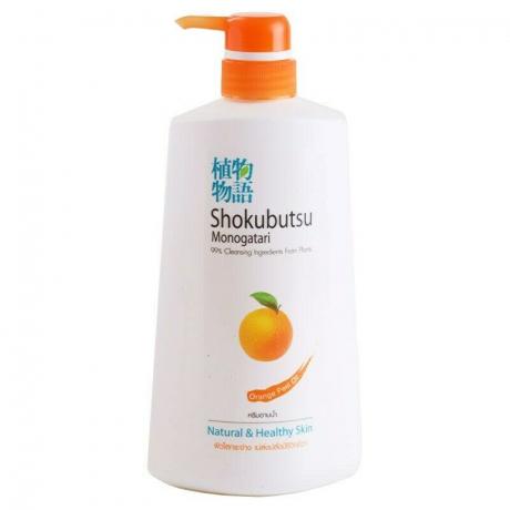 Shokubutsu Orange Peel 500ml