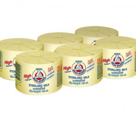 ទឹកដោះគោឆៅ Nestle sterilized Milk 140 ml