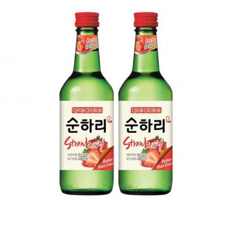 ស្រាកូរ៉េ Chum Churum Strawberry 360ml