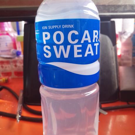 ប៉ូការីស្ពត Pocari sweat