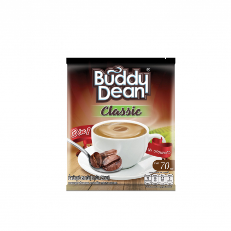 Buddy Dean Instant Coffee Mix (Classic) 12Bags*25Sachet s*18