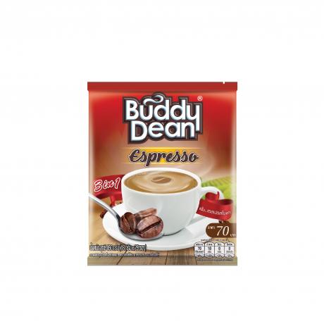 Buddy Dean Instant Coffee Mix (Espresso) 12Bags*25Sachet s*18g