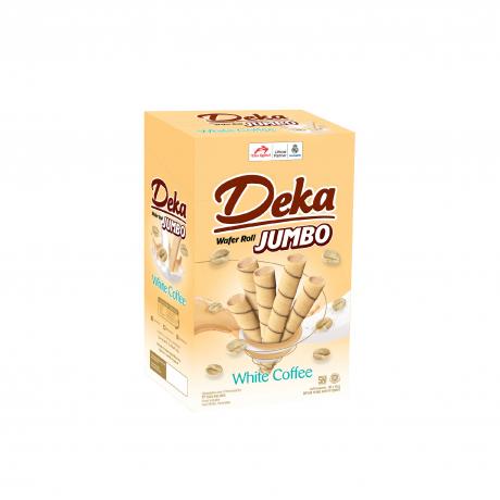 Deka Jumbo White coffee 24Boxes * 10Sticks * 16g