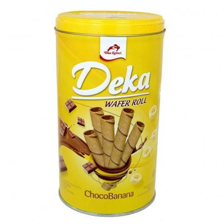 Deka Wafer Choco-Banana 12Can * 360g