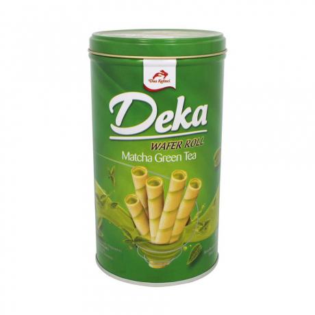 Deka Wafer Matcha Green Tea 12Can * 360g