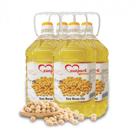 Oil  Sunpark Soyabean 5L * 4Bottle