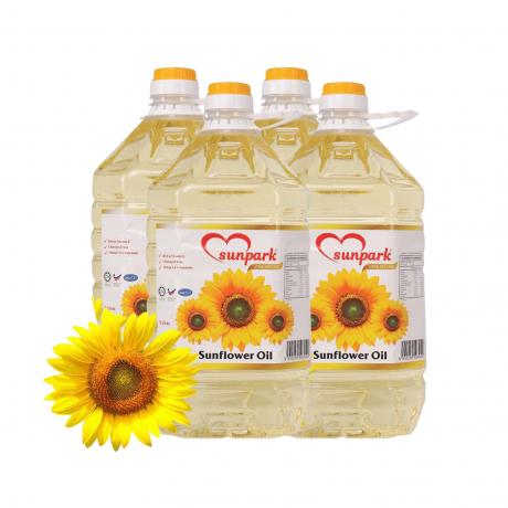 Oil  Sunpark Sunflower 5L* 4 Bottle