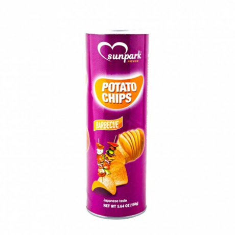 Potato Chip BBQ 24Tins *110g