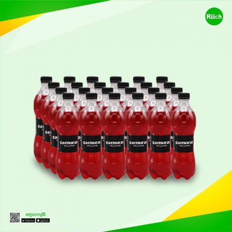 Samurai Strawberry 480ml 24Bottles