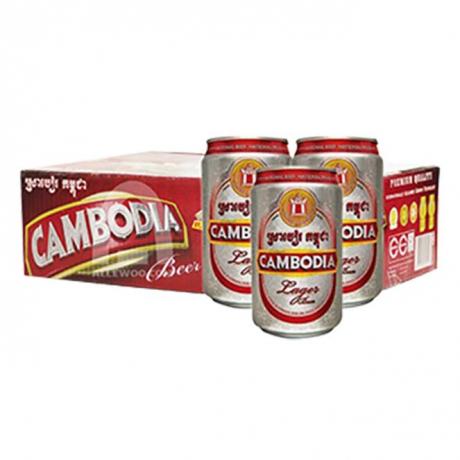 ស្រាបៀកម្ពុជា 24កំប៉ុង Cambodia Beer