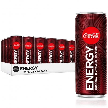 កូកាអុិននើជី Coca-Cola Energy 250ml x24c