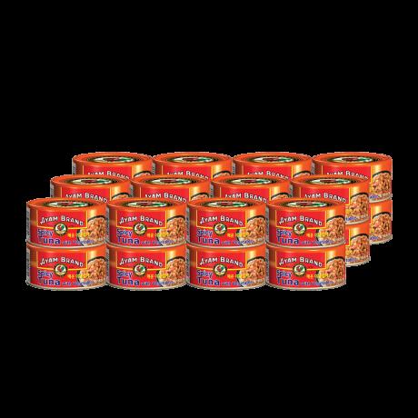 ត្រីខកំប៉ុងធូនាហឹរ Tuna Chilli 24x160g