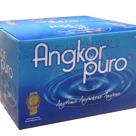 ទឹកបរិសុទ្ធអង្គរពូរ៉ូដប Angkor Puro Water 500ml
