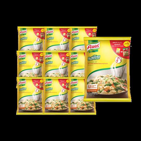 ម្សៅស៊ុបខ្នរ Knorr Powder CH 800gx10 New_KNO