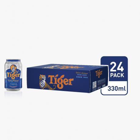 ស្រាបៀថៃហ្គ័រ 24កំប៉ុង Tiger Beer