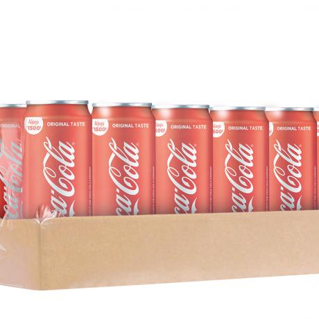 Coca-Cola 330ml Sleek 24C