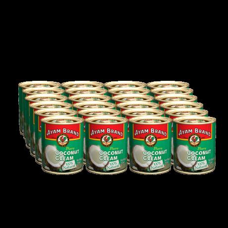 ទឹកខ្ទិះដូងកំប៉ុង Coconut Cream 270ml x 12C