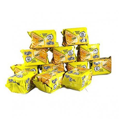 នំស្រួយ Gery Cheese Cracker 110g