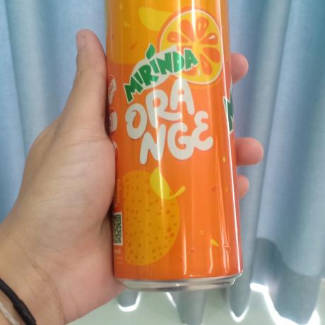 ទឹកក្រូច Marinda orange 330ml