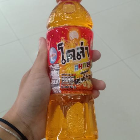 ទឹក Cola max honey