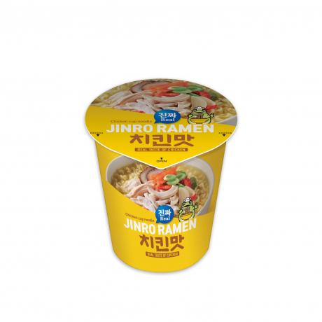 មី ជិនរ៉ូ រ៉ាមេន រសជាតិសាច់មាន់ Jinro Ramen Chicken