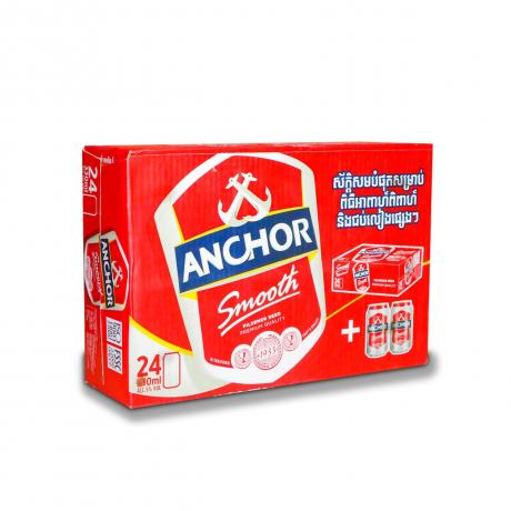 Anchor កំប៉ុង អត់រង្វាន់ ×24cans
