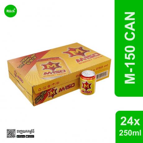 M-150 Can EXTRA 250ML*24 (កំប៉ុង)