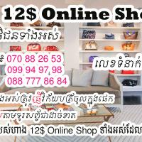 12$ Online Shop