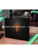 Manchester Design Laptop Sticker