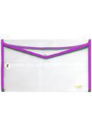 Janani Liner Bag - 01 Pcs (Purple Color End Binding)