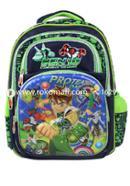 Max Cartoon Bag (Green Color) - M-2058