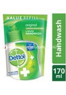 Dettol Handwash Original  Refill 170ml